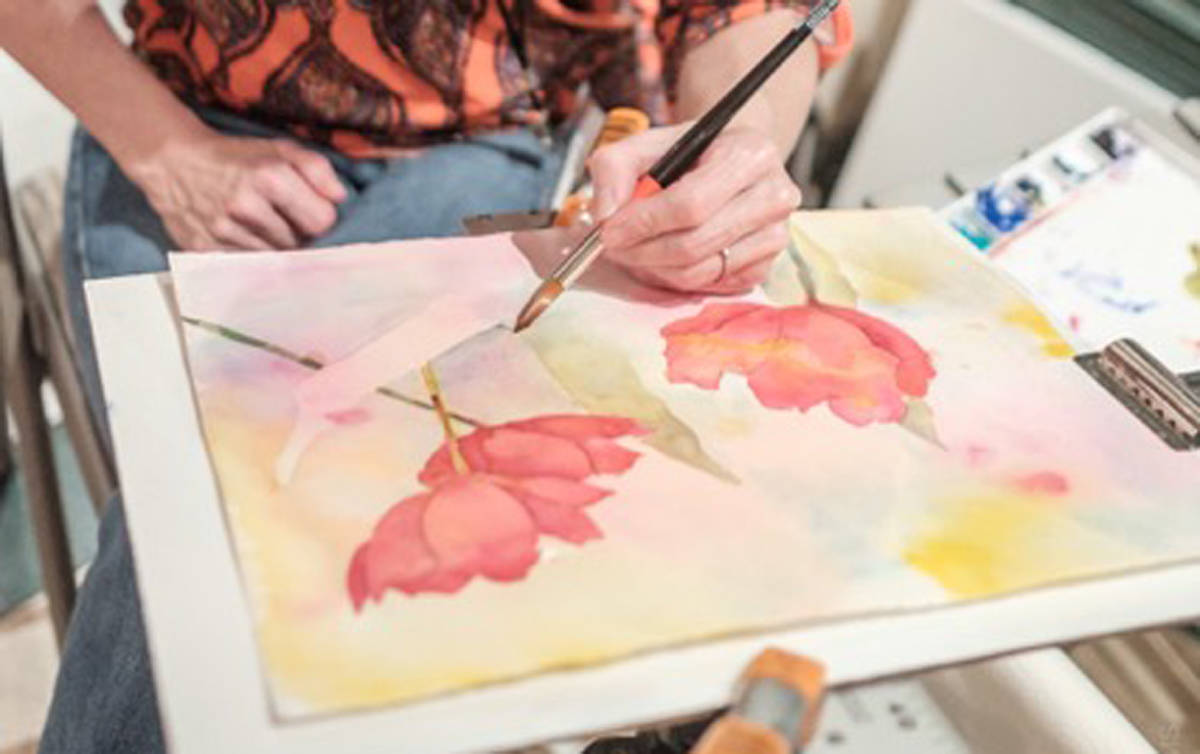 Gallery 35 hosts Dixie Watercolor Society spring show and competition