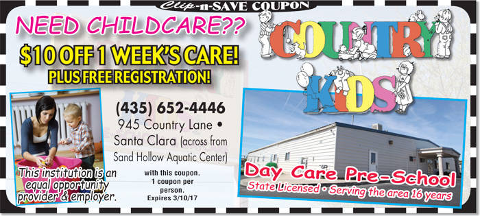 Daycare St. George