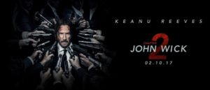 "Movie Review: ""John Wick: Chapter 2"" features breathtaking action and a game Keanu Reeves"