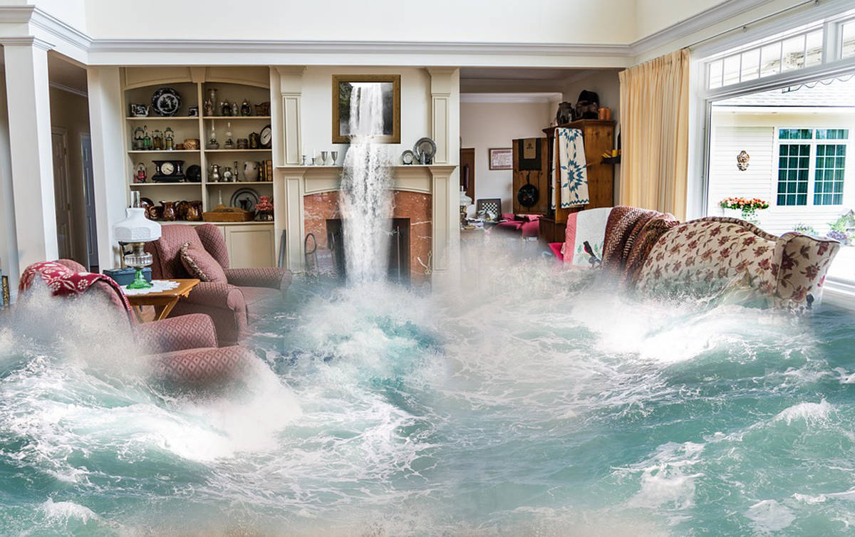 Tips for salvaging carpets and clothes after a flood