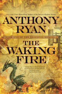 """Book Review: """"The Waking Fire"""" by Anthony Ryan"""