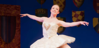 "Cedar City Junior Ballet presents ""Sleeping Beauty"""