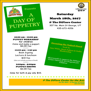 southern utah weekend events day of puppetry