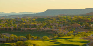 Mesquite welcomes back the Golf Channel and Clash in the Canyon long drive competition