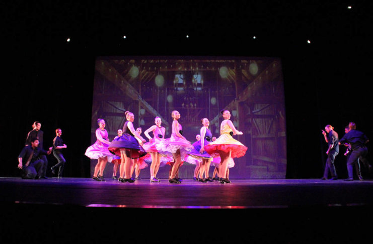 Dixie State University Dance Company presents spring concert
