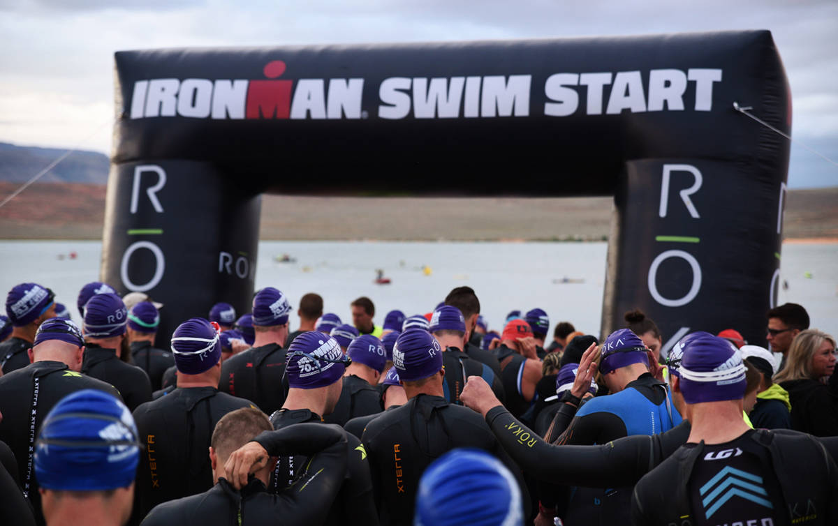 St. George hosts eighth Ironman triathlon