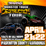 southern utah weekend events Monster Trucks