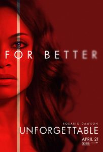Movie Review Unforgettable