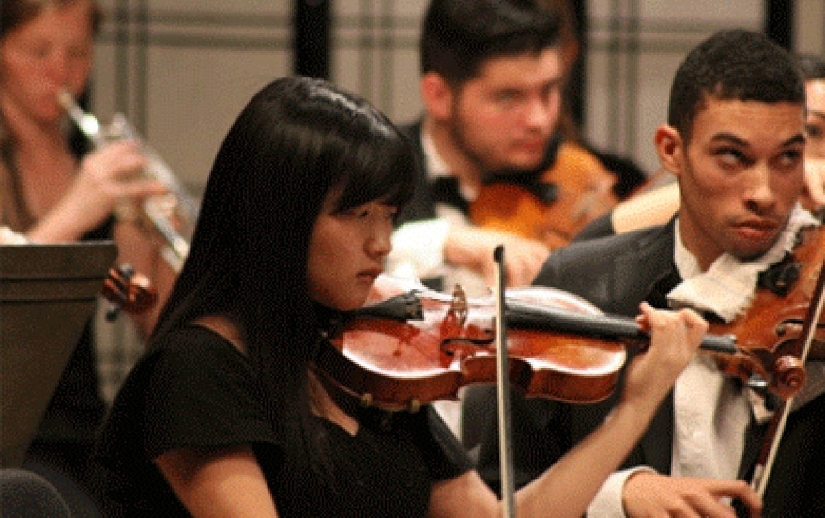 """SUU Symphony Orchestra and Luminosa women's choir present """"Landscapes"""""""