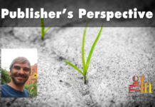 Publisher's Perspective: Growth is hard