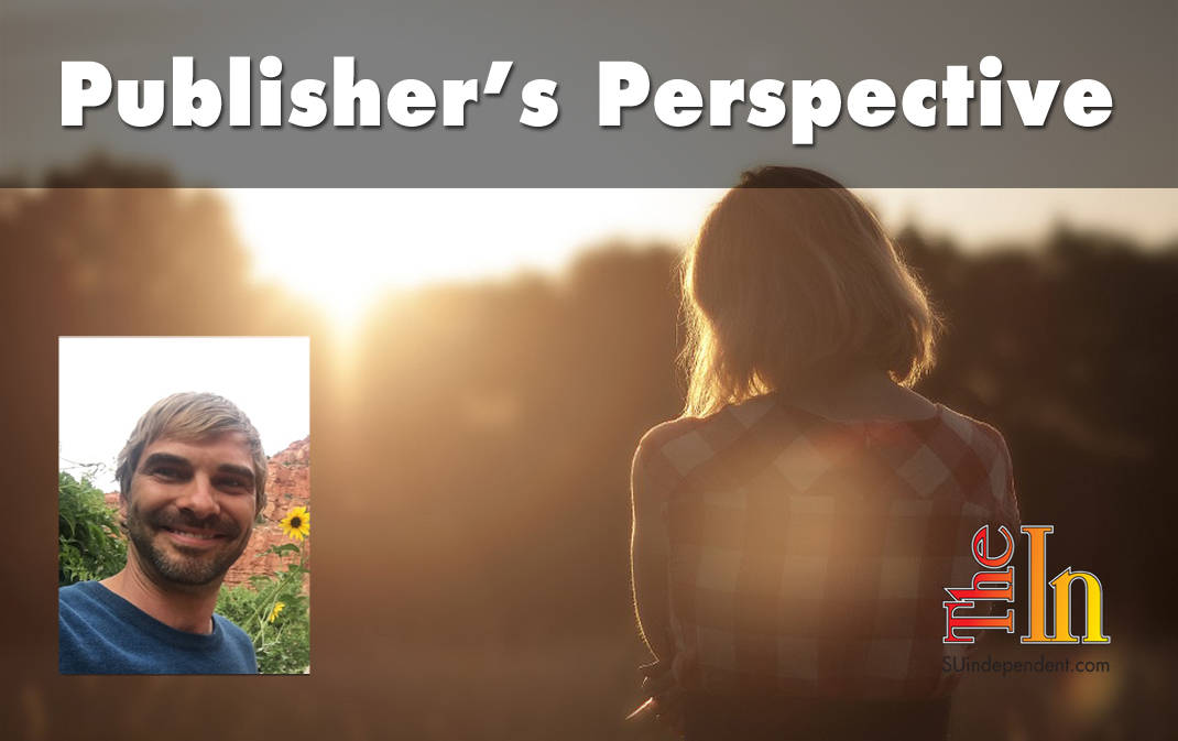 Publisher's Perspective: Reflecting on the past, looking to the future