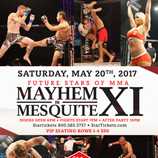 southern utah weekend events Mayhem