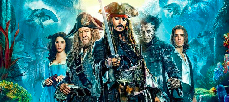 Movie Review Pirates of the Caribbean Dead Men Tell No Tales