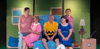 "Charles Schulz's beloved comic comes to life at Brigham's Playhouse with ""You're A Good Man, Charlie Brown"""