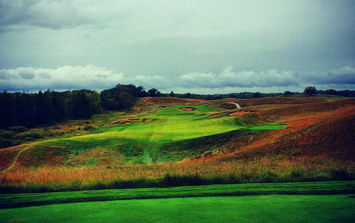 U.S. Open at Erin Hills