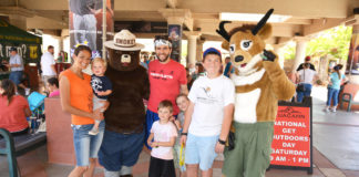 Tuacahn hosts Get Outdoors Day