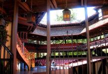 southern utah weekend events Globe_Theatre_at_SUU