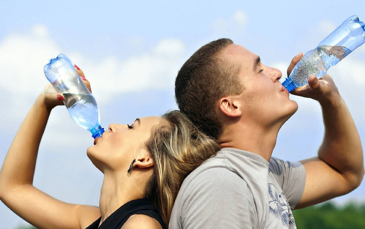 Six tips for staying hydrated this summer