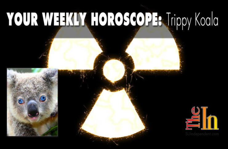 Your Weekly Horoscope by Trippy Koala