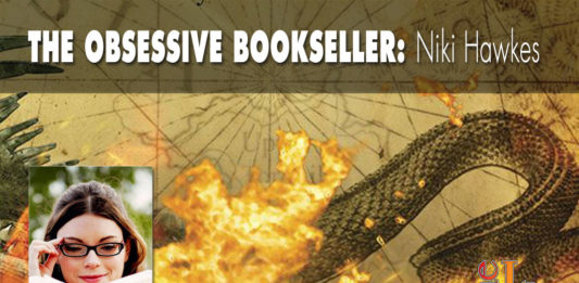 "The Obsessive Bookseller Reviews: ""The Legion of Flame"" by Anthony Ryan"