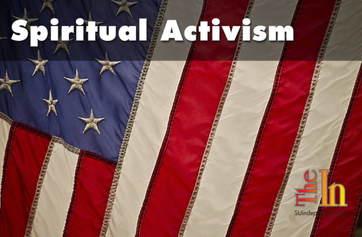 Spiritual activism and national unity in a time of division