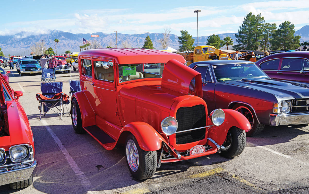 Mesquite Gaming hosts BBQ festival, MMA championship, and car show in September