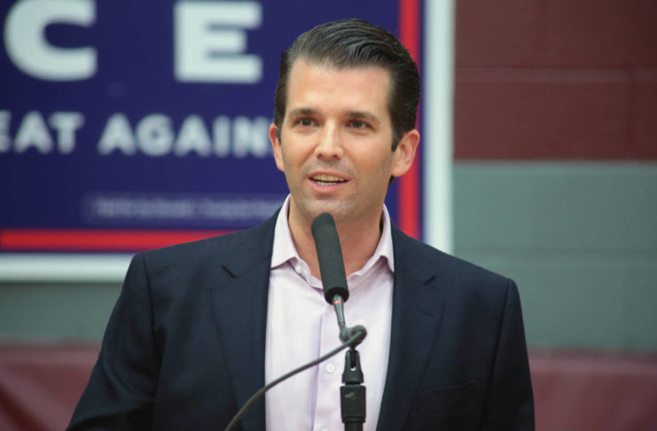 POLL: The Trump Jr. Russia emails are...