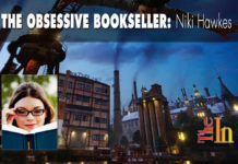 """Book Review: """"Steeplejack"""" and """"Firebrand"""" by A.J. Hartley"""