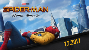 """Movie Review: """"Spider-Man: Homecoming"""" (PG-13)"""