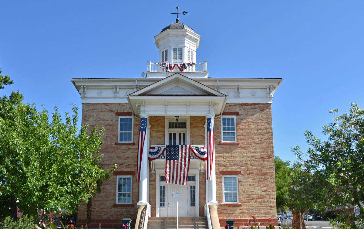 Pioneer Courthouse reopens as St. George visitor center