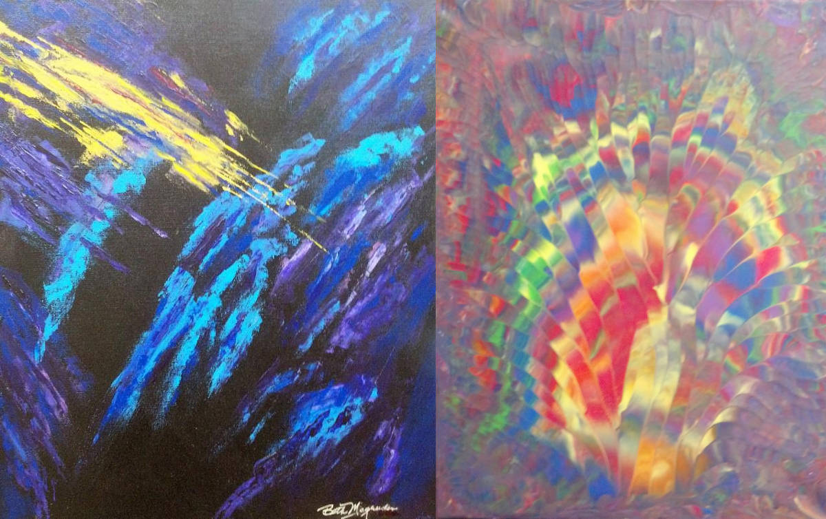 """Southern Utah Art Guild announces winners of """"Only Abstraction"""" show"""