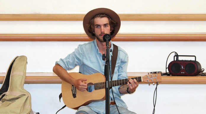 Jakey Leigh's Cafe hosts live music Friday nights
