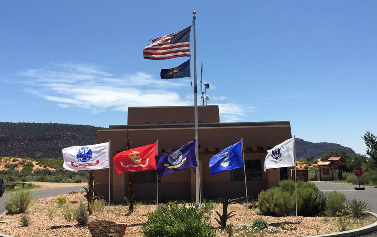 Veterans enter Utah State Parks free on Military Appreciation Day