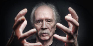 John Carpenter opens tour in Las Vegas in October