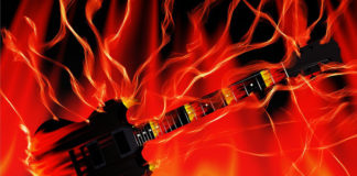southern utah weekend events fired up guitar