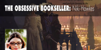 """The Obsessive Bookseller Reviews: """"An Alchemy of Masques and Mirrors"""" by Curtis Craddock"""