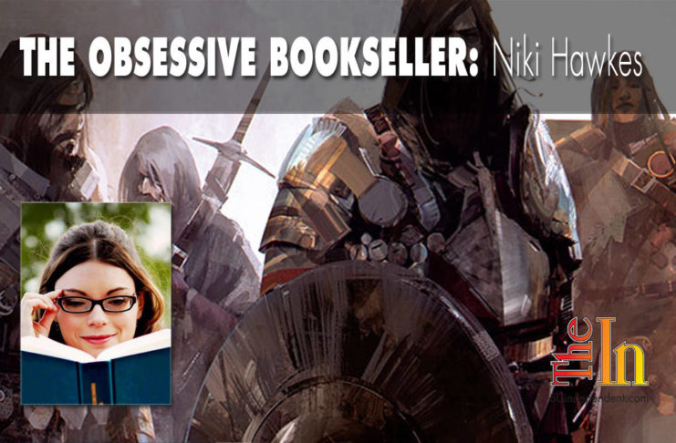 "The Obsessive Bookseller Reviews: ""Kings of the Wyld"" by Nicholas Eames"