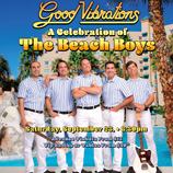 southern utah weekend events Good Vibrations flyer Sep 2017
