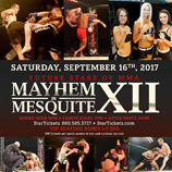 southern utah weekend events MayhemXII_Flyer