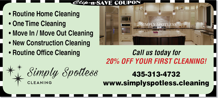St. George Cleaning Service | Simply Spotless Cleaning