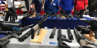 southern utah weekend events guns