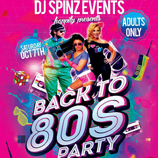 southern utah weekend events 80s Dance Party