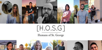 Humans of St. George