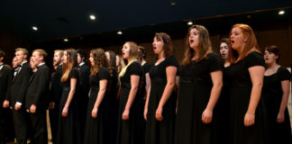 "SUU choirs present ""Breaking Boundaries"" concert"