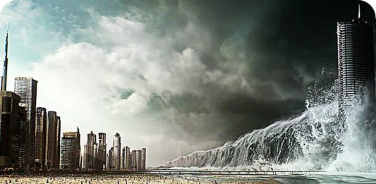 "Movie Review: ""Geostorm"""