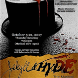 southern utah weekend events Jekyll and Hyde