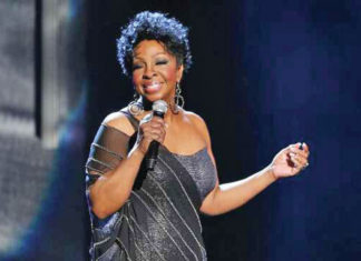 Gladys Knight performs in Cedar City
