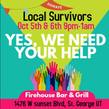 southern utah weekend events local survivor fire house