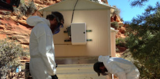 Waste removal operation closes Angels Landing, Scout's Lookout