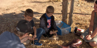 Frontier Homestead State Park hosts Iron Mission Days
